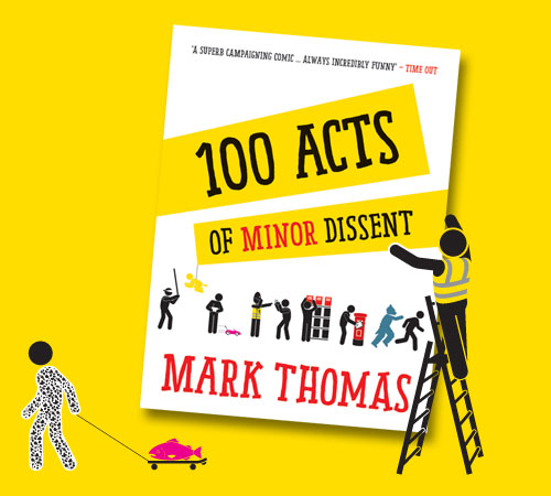 100 Acts of Minor Dissent book