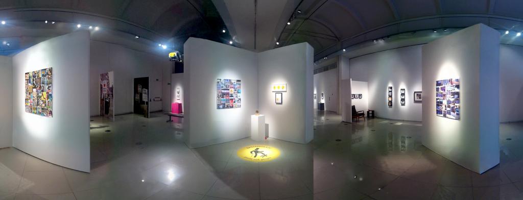 Artof Dissent Exhibition at Sheffield Millennium Gallery