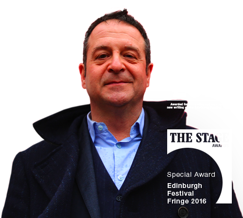 Mark Thomas – The Scotsman: Fringe First and The Stage: Special Award